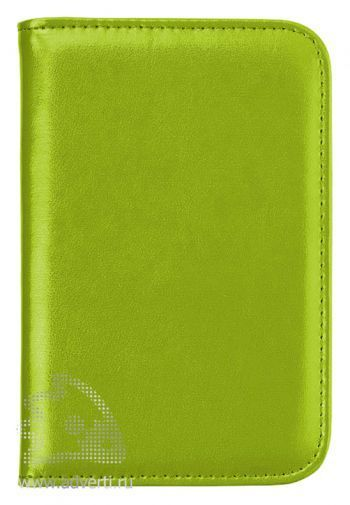 Блокнот А6 «Smarti» с калькулятором, зеленый