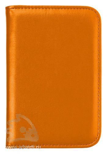 Блокнот А6 «Smarti» с калькулятором, оранжевый