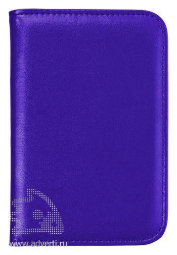 Блокнот А6 «Smarti» с калькулятором, темно-синий