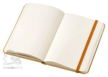 Блокнот А6 «Dictum», в открытом виде