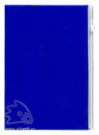 Блокнот А5 «Escape», синий