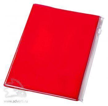 Блокнот А5 «Escape», красный