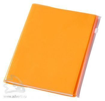 Блокнот А5 «Escape», оранжевый