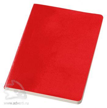 Блокнот А5 «Gallery», красный