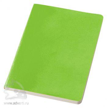 Блокнот А5 «Gallery», зеленый