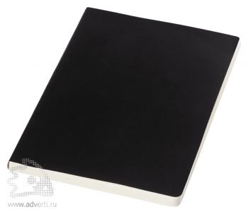 Блокнот А5 «Mirror», черный