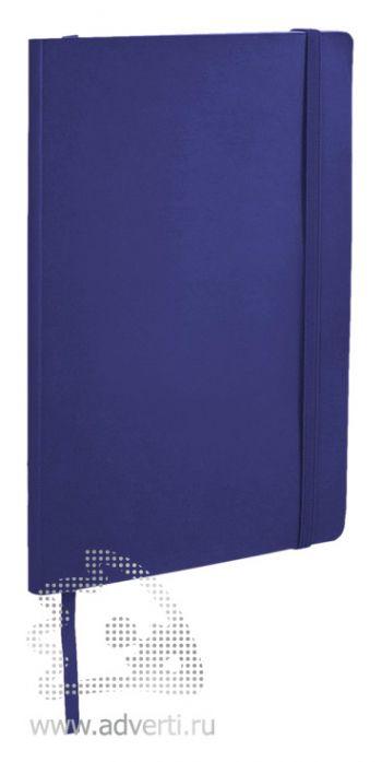 Блокнот А5 «Notice», синий