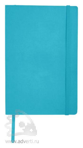 Блокнот А5 «Notice», голубой