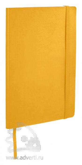 Блокнот А5 «Notice», желтый
