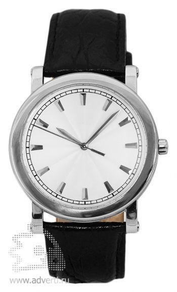 Часы наручные «Golden time», мужские, серебряный корпус