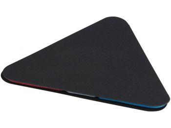 Треугольные стикеры, черный