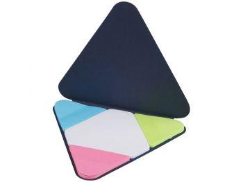 Треугольные стикеры, синий, открытый