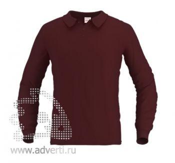 Рубашка поло «Stan Polo», мужская, коричневая