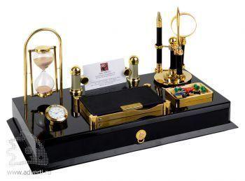Настольный прибор «Валь Торанс» с выдвижным ящиком