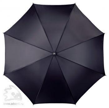 Зонт-трость «Winner» с фигурной рукояткой, механический, дизайн купола