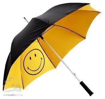 Зонт-трость «Smiley», механический