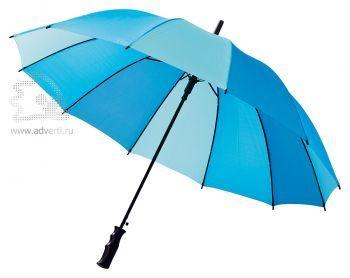 Зонт-трость «Melchiorre», полуавтомат, синий