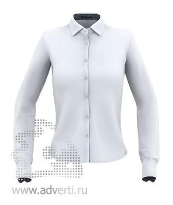 Рубашка «Stan Best W», женская, мужская, белая