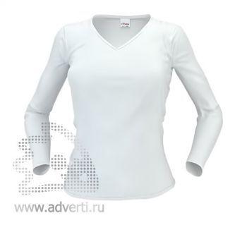 Футболка «Stan Fashion», женская, белая