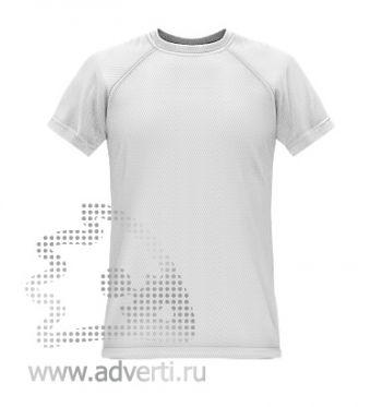 Футболка под сублимацию «Stan Print», мужская, белая