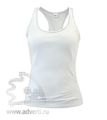 Майка «Stan Fitness W», женская, белая