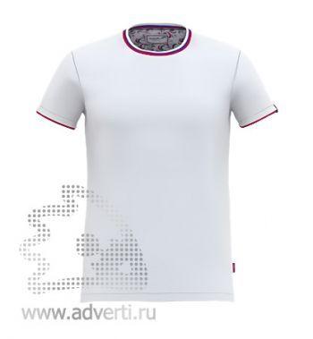 Футболка «Ekaterina City», мужская, белая