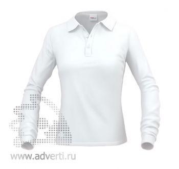 Рубашка поло «Stan Polo W», женская, белая