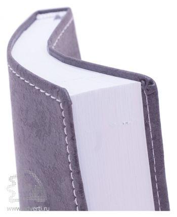 Ежедневники А5 с гибкой обложкой, недатированные, пример гибкости