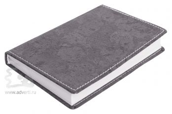 Ежедневники А5 с гибкой обложкой, недатированные, вид три четверти
