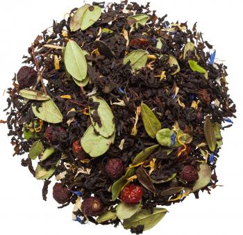 Чай «Таежный сбор», лепестки чая