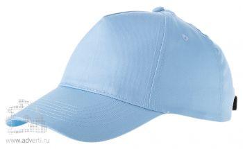 Бейсболка «Memphis», голубая