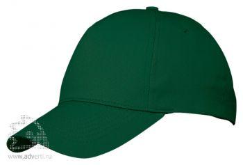 Бейсболка «Memphis», темно-зеленая