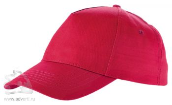Бейсболка «Memphis», розовая