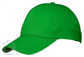 Бейсболка «Memphis», зеленая