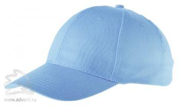 Бейсболка «Detroit», голубая