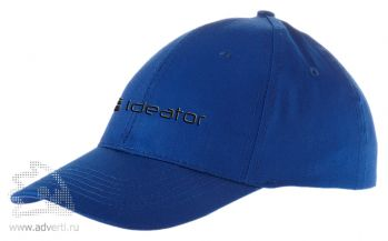 Бейсболка «Detroit», синяя