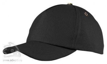 Бейсболка «New York», черная