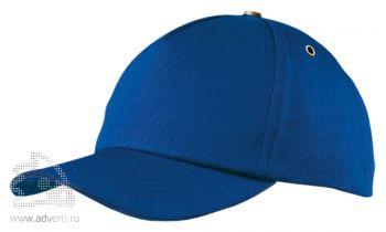 Бейсболка «New York», синяя
