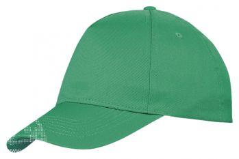 Бейсболка «Memphis», детская, зеленая