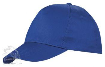 Бейсболка «Memphis», детская, синяя