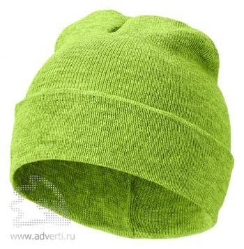 Шапка «Irwin», свтело-зеленая