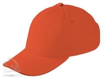 Бейсболка «Florida», оранжевая