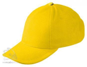 Бейсболка «Florida», желтая