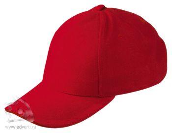 Бейсболка «Florida», красная