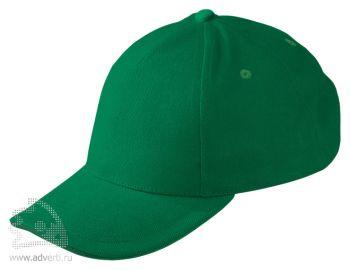 Бейсболка «Florida», зеленая