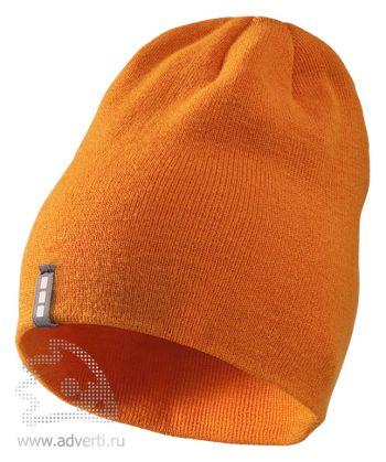 Шапка «Level», оранжевая