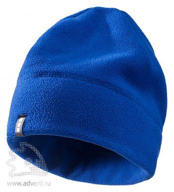 Шапка «Caliber», синяя