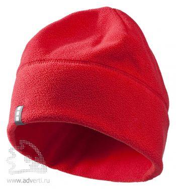 Шапка «Caliber», красная