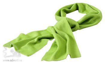 Шарф «Columbus», зеленый