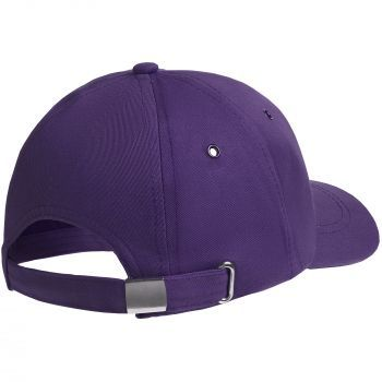 Бейсболка «Bizbolka Capture Kids», детская, фиолетовая, вид сзади